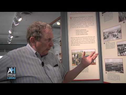 American Artifacts Preview: Civil War Defenses of Washington