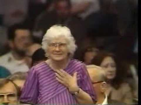James Randi Debunks Peter Popoff Faith Healer