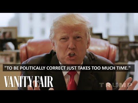 Donald Trump's War With Political Correctness | Vanity Fair