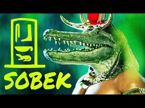 SOBEK: 3D Animated Egyptian Mythology Documentary | The Crocodile God