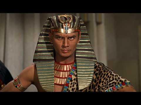 Disasters Strike Egypt - The Ten Commandments 1956