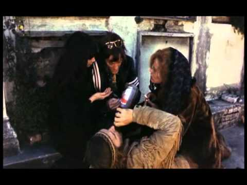 Easy Rider - Cemetery Acid Trip - 1969 (HQ)