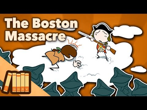 The Boston Massacre - Snow and Gunpowder - Extra History
