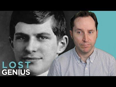 The Sad Tale of William James Sidis - The Smartest Man Who Ever Lived   Random Thursday