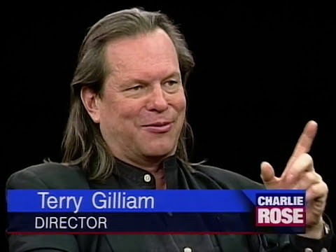 "Terry Gilliam interview on ""12 Monkeys"" (1996)"