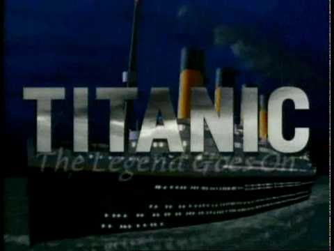Titanic: The Legend Goes On Trailer