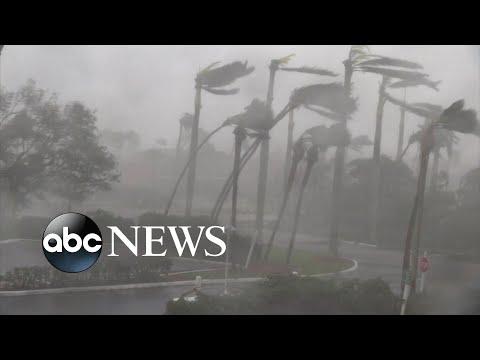 Hurricane Irma devastates western coast of Florida