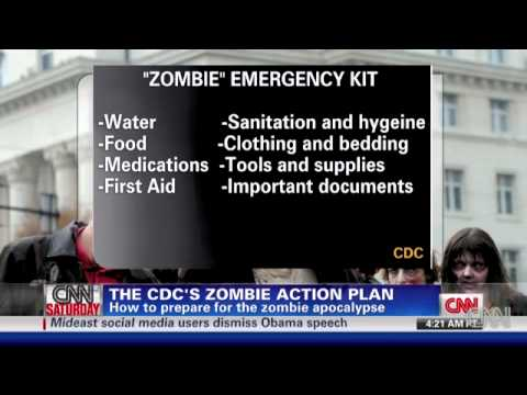 """CDC Interviewed Over """"Zombie"""" Plan"""
