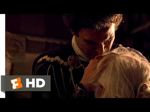 Gladiator (2/8) Movie CLIP - Commodus Murders His Father (2000) HD