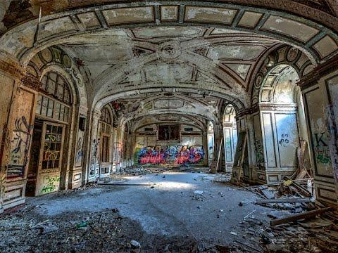 Urban Exploration: ABANDONED Hotel - Detroit Lee Plaza