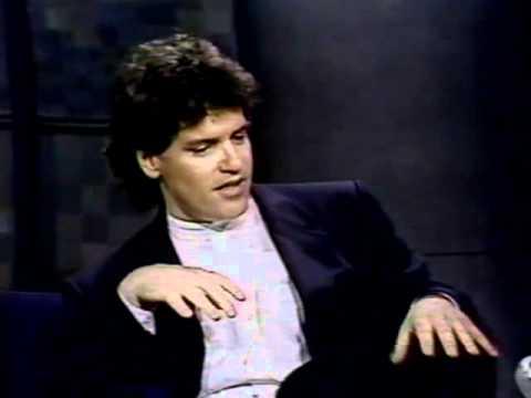 Roger Clinton on Letterman Part 1