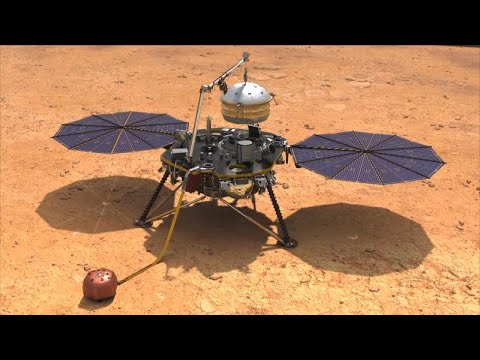 Haunting Sounds From Mars Sent Back by NASA Craft