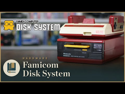 Famicom Disk System | Gaming Historian