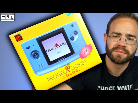 Here's Why The NeoGeo Pocket Color Was The Coolest Handheld Of The 90s