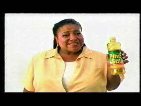 The Power of Pine Sol 2002 TV Ad Commercial