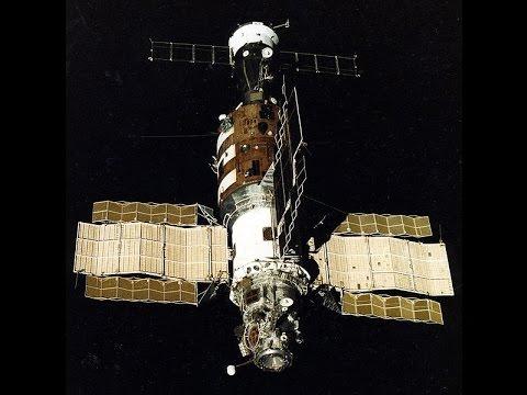 SALYUT - The Soviets Temporary Space Stations
