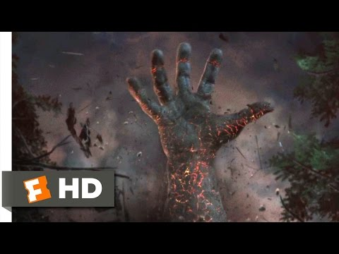 The Cabin in the Woods (2012) - Giant Evil Gods Scene (11/11)   Movieclips