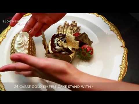 THE MOST EXPENSIVE 'EDIBLE' CUPCAKE IN THE WORLD Making of The Golden Phoenix