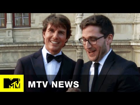 Tom Cruise Fails His Own Catchphrase Challenge | MTV News