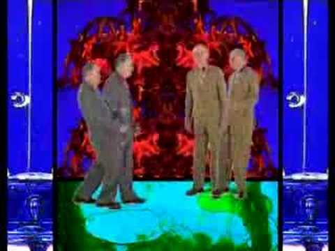 Gilbert & George - Bend It