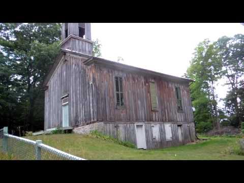 Haunted Egg Hill Church