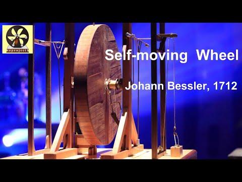 Bessler Wheel, Bessler Rad