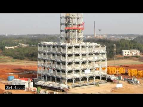 30-Story Building Built In 15 Days (Time Lapse)