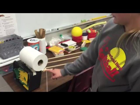 Rube Goldberg Machine - Aurora Middle School