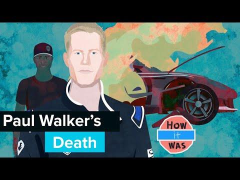 Paul Walker's Death Story and Car Crash Video
