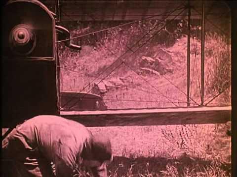 Houdini The Grim Game 1919 (The plane crash)