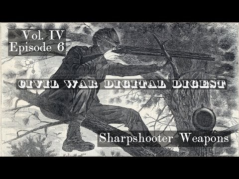 Sharpshooter Weapons - Vol. IV, Episode 6