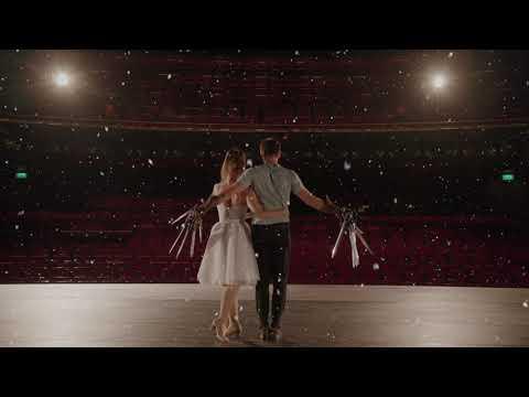 Matthew Bourne's Edward Scissorhands Duet - Liam Mower & Ashley Shaw   Christmas 2020