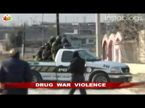 Mexico drug war violence turns grisly
