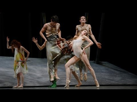 """SF Ballet in """"The Rite of Spring"""""""