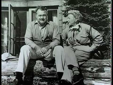 Ernest Hemingway, Wrestling With Life (documentary)