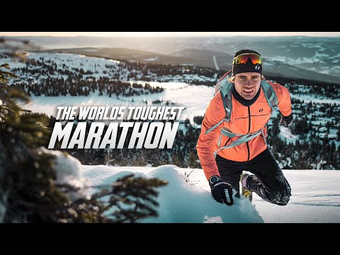 I tried to Run THE WORLD'S TOUGHEST MARATHON!