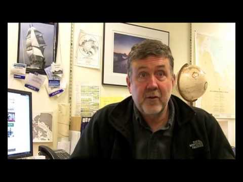 Dr. Kevin Wood - past, present, and future of the Old Weather project