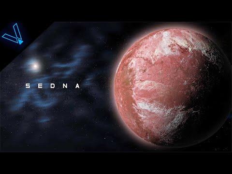 Sedna - The Oort Cloud Dwarf Planet (Beyond Pluto Episode 4) 4K UHD
