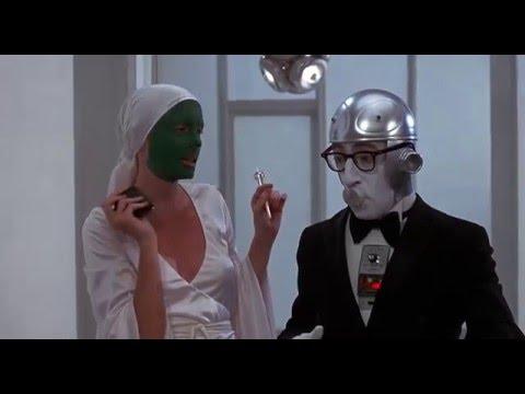 Sleeper (Woody Allen, 1973) - Instant Pudding - The Orb [sub. español]