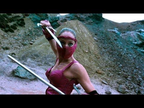 Sonya Blade vs Mileena | Mortal Kombat: Annihilation (1997)