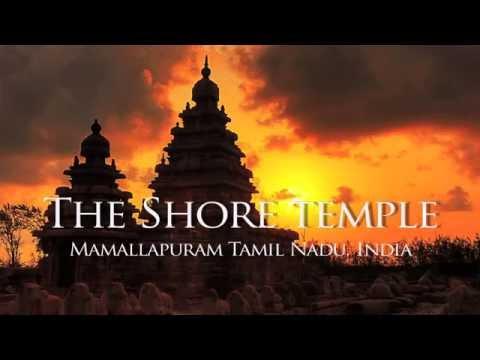 The Seven Pagodas - The Shore Temple Mamallapuram (Mahabalipuram)