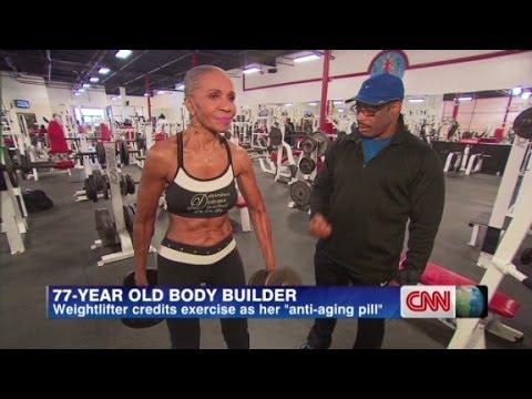 77 year old bodybuilder