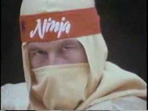 The Power Of Ninjutsu (1988) Fight 01