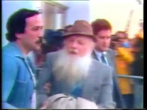 Karl Linnas deported to the Soviet Union