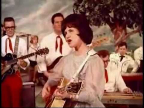 Kitty Wells - It Wasn't God Who Made Honky Tonk Angels