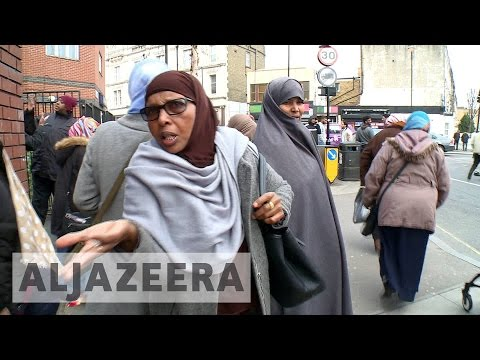 British Muslims condemn London attack
