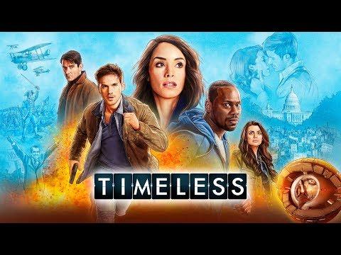 "Timeless Season 2 ""New Mission"" Trailer (HD)"