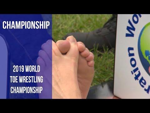 World Toe Wrestling Championships 2019