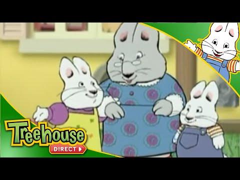 Max & Ruby: Bunny Cakes / Bunny Party / Bunny Money - Ep.8