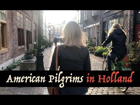 American Pilgrims in Holland